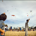 How flying a Kite Changed my Day