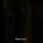 Don't Cry: My First Attempt to Write a Poem