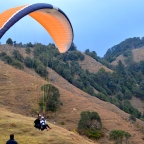 The Power of Belief: Paragliding in Bir